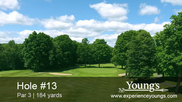 Young's Golf Hole 1
