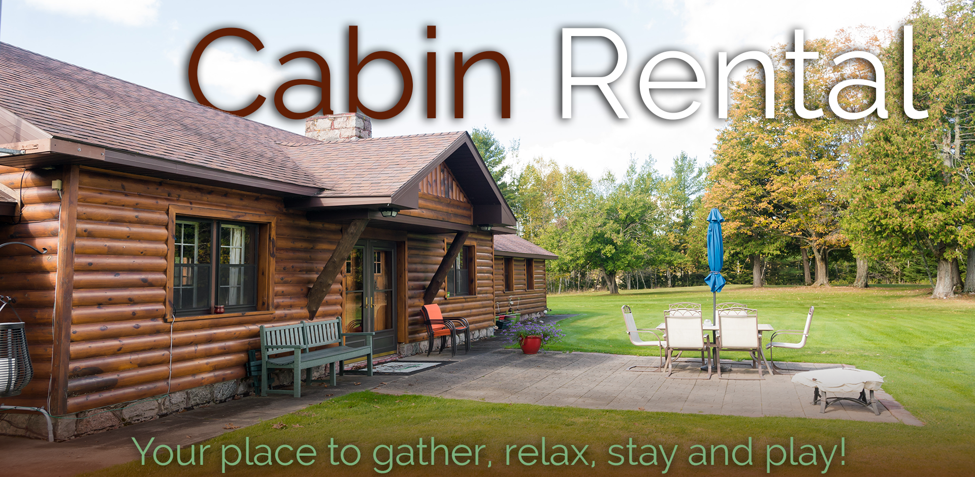 Cabin Website
